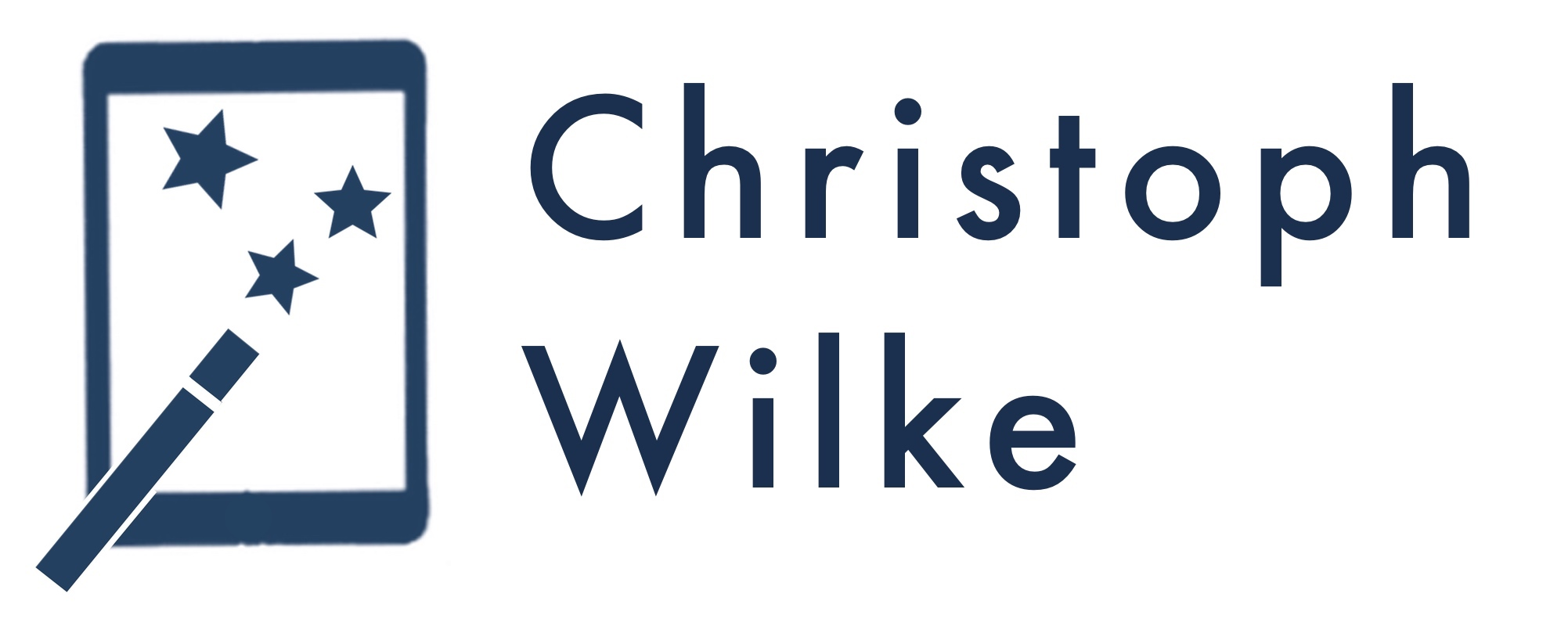iPad Zauberer Christoph Wilke